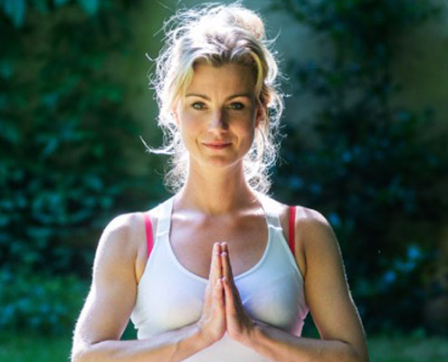 Hatha-Yoga meditatie
