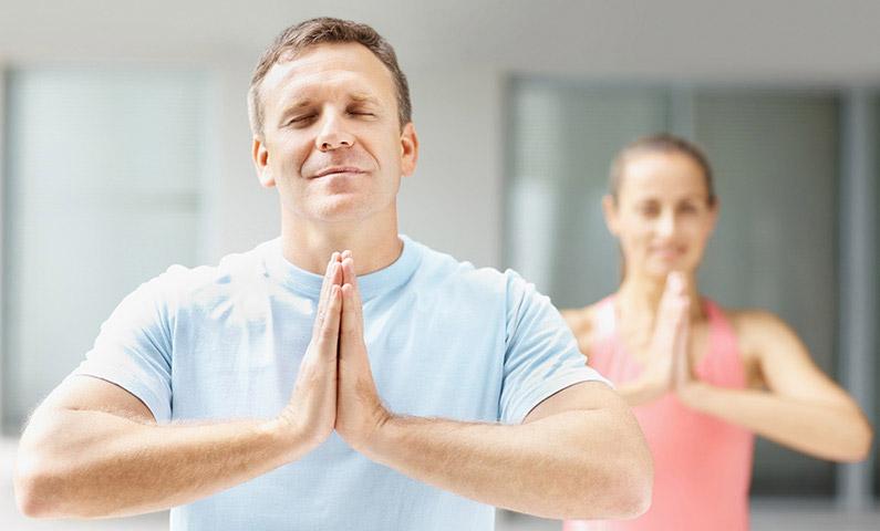 Lichte yoga